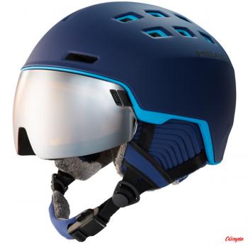 Kaski narciarskie Salomon S Race FIS Niebieski XS