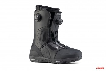 Salomon Launch BOA SJ Snowboard Boots, UK 8 CamoOlive 2020