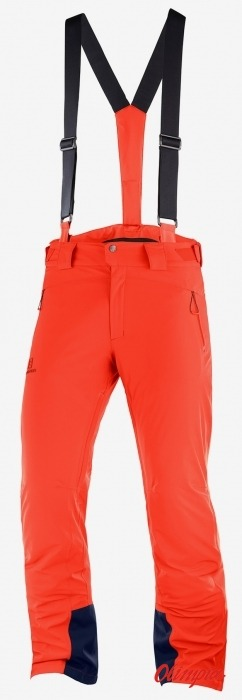 Spodnie Salomon ICEGLORY PANT M black