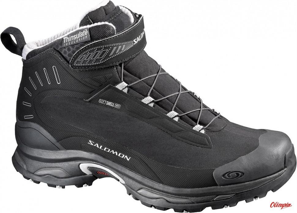 Buty trekkingowe Salomon Deemax 2 TS WP 107655 Archiwum Produktów