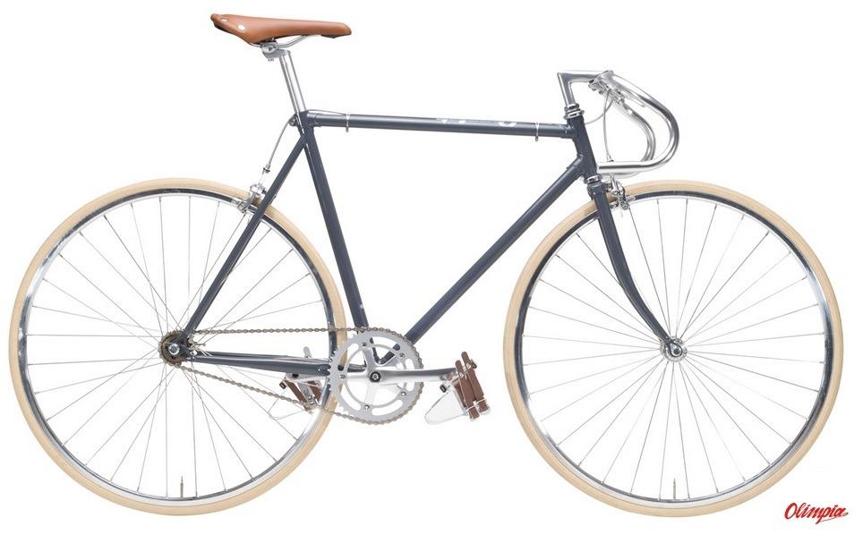 4c9352d9b Bike Cheetah Prey grey fixed gear 2017 - BIKES Cheetah - Bikes Online Shop  - OlimpiaSport.pl - bikes