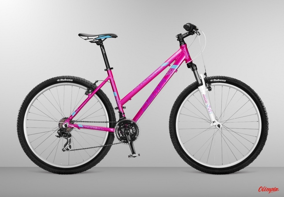 Bike Dema Pegas Lady 1.0 pink 27,5 20142015 Products Archive