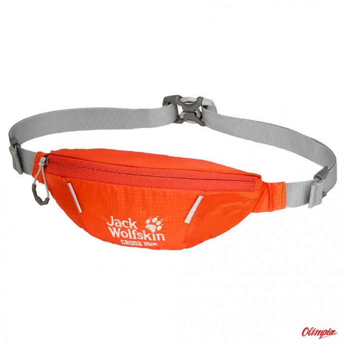 jakość najlepsza wyprzedaż gorąca sprzedaż online Torebka biodrowa Jack Wolfskin Cross Run flame orange - Bags ...