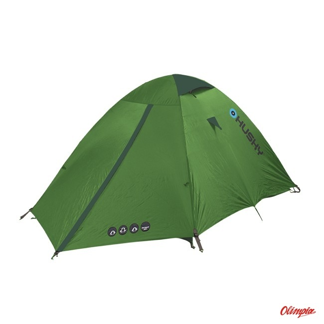 Lowest price guarantee  sc 1 st  OlimpiaSport & Tent Husky Bret 2 os. - Tents Husky - Tourist Online Shop ...