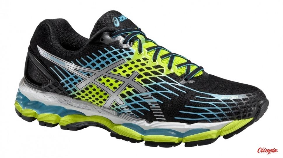 Męskie buty do biegania ASICS Gel Nimbus 21 | Sklep dla biegaczy