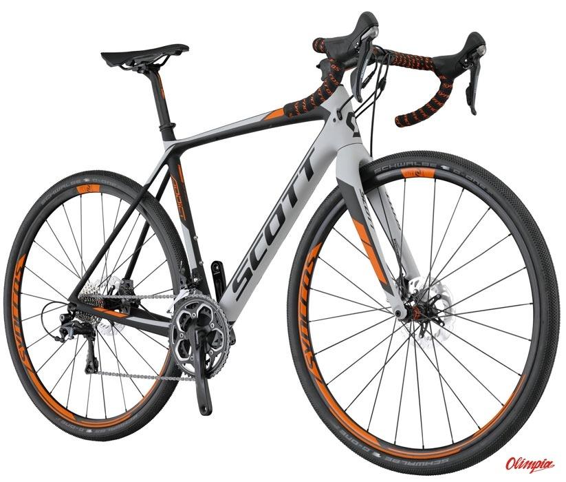 55805b411 Rower Scott Addict Gravel Disc 2016 - Rowery Szosowe Scott - Rowerowy Sklep  Internetowy - OlimpiaSport.pl - rowery,rowery cube,rowery kross,rowery  kellys ...