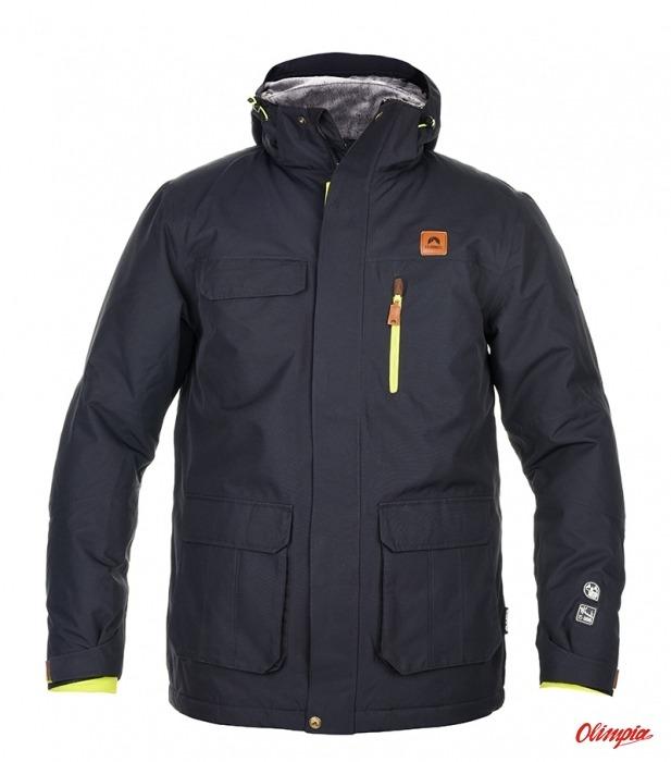 Kurtka zimowa Elbrus Nardi czarna męska Archiwum Produktów
