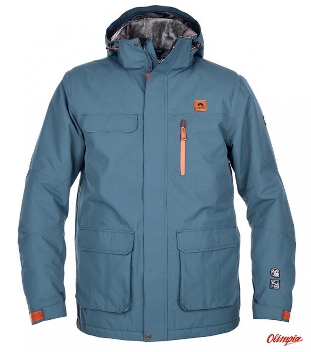 0b23d74e315b1 Kurtka zimowa Elbrus Nardi niebieska męska - Winter clothing Outlet ...