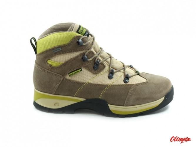 470823c78e6 Dolomite Flash Plus GTX Shoes brązowe/zielone - Trekking Shoes ...