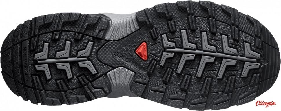 Salomon XA Pro 3D MID CSWP J green junior Shoes Products Archive