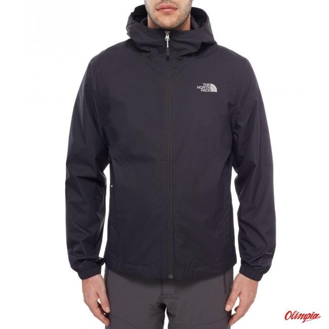 4448060577cf Kurtka The North Face Quest Jacket męska czarna - Spring summer ...