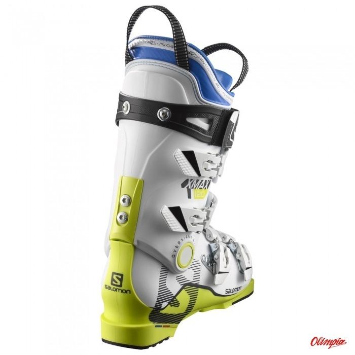 Buty narciarskie Salomon X MAX 120 20162017 białe Archiwum Produktów