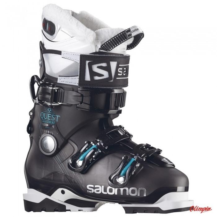 Buty narciarskie Salomon Quest Access Custom Heat W 20162017 Archiwum Produktów