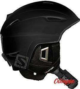Kask narciarski Salomon Ranger Access C.Air Black Archiwum Produktów
