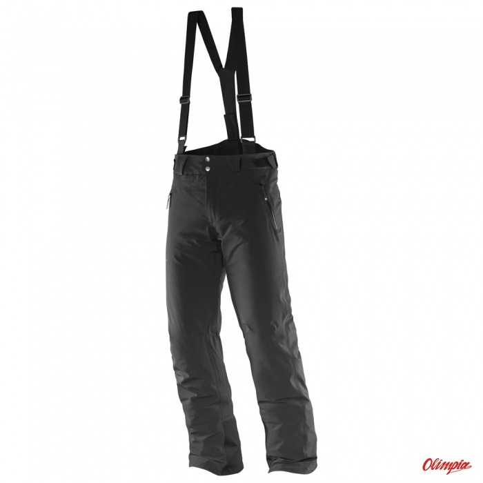 Spodnie narciarskie Salomon Iceglory pant czarne męskie LC1003300 Archiwum Produktów