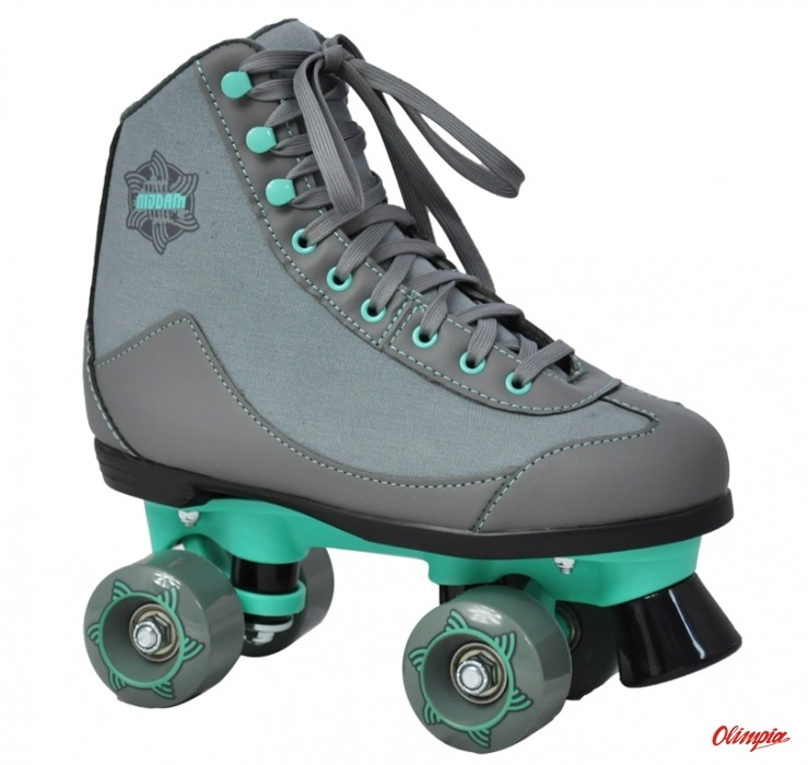 a5e64979656 Wrotki Retro Nijdam 52RG damskie - Roller skates Nijdam - Skate ...
