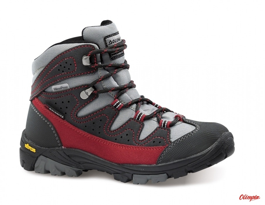 316656b0 Buty trekkingowe Dolomite Marmotta WP red/grey - Trekking Shoes Dolomite -  Sports Shoes Online Shop - OlimpiaSport.pl - salomon shoes,shoes,trekking  shoes ...