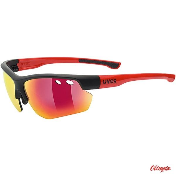Okulary Uvex Sportstyle 115 czerwone Archiwum Produktów