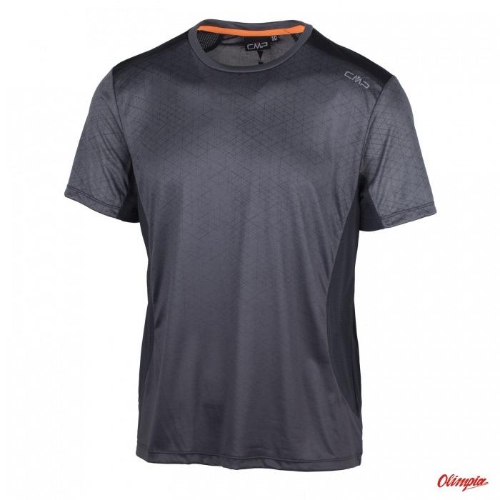 Koszulka męska Campagnolo Man Fitness T Shirt 3C80177U862