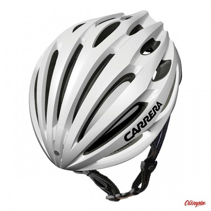 Carrera Nitro white Helmet