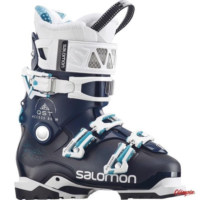 Buty narciarskie Salomon QST Access 80 W 20172018 Archiwum Produktów