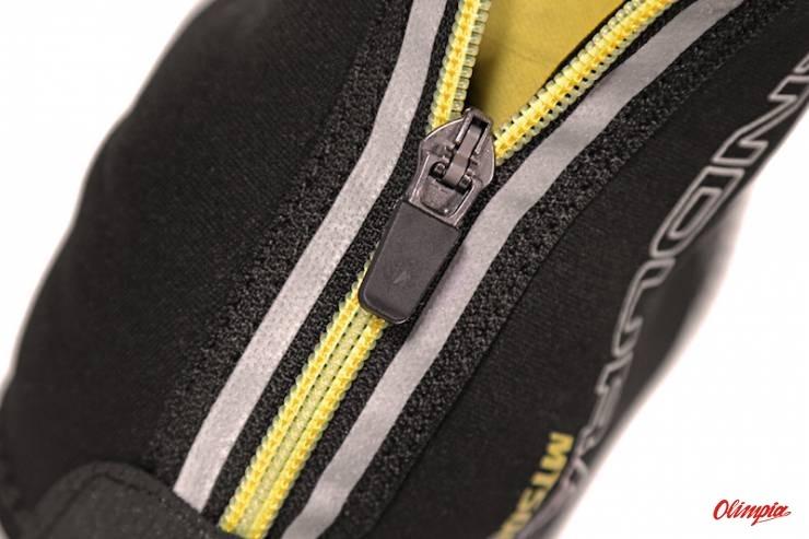 Ochraniacze na buty Endura MT500 II czarne Ochraniacze na