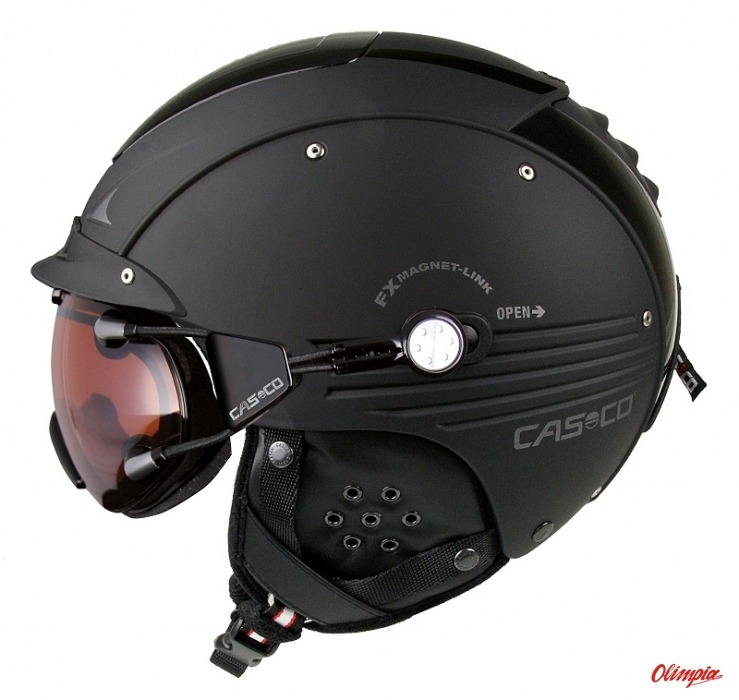 Casco SP-5 Black Ski Helmet - Ski helmets Casco - Ski Online Shop -  OlimpiaSport.pl - skis cd8d5b5699