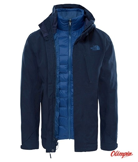 Kurtka The North Face Mountain Light Triclimate Jacket 3 w 1 U6R Archiwum Produktów