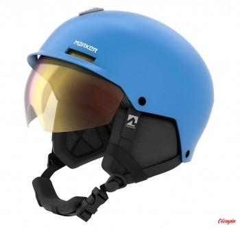 Kask narciarski Marker Ampire niebieski 20172018 Archiwum Produktów