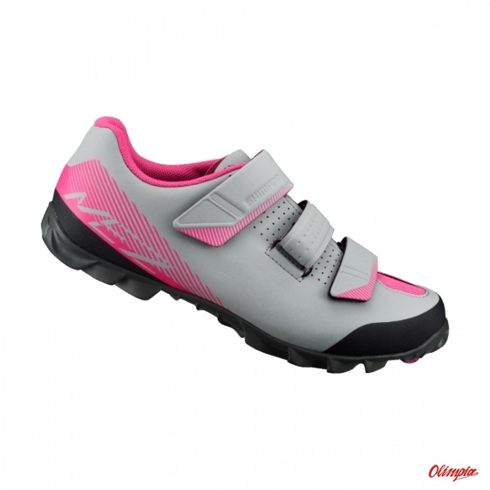 22ac4be04bbaf0 Shimano SH-ME200 W grey-pink MTB Shoes - MTB Bike Shoes Shimano - Bikes  Online Shop - OlimpiaSport.pl - bikes,bicycles,cube bikes,kross  bikes,kellys bikes ...