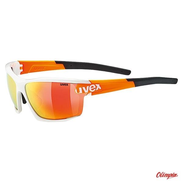 Okulary Uvex Sportstyle 113 pomarańczowe Archiwum Produktów