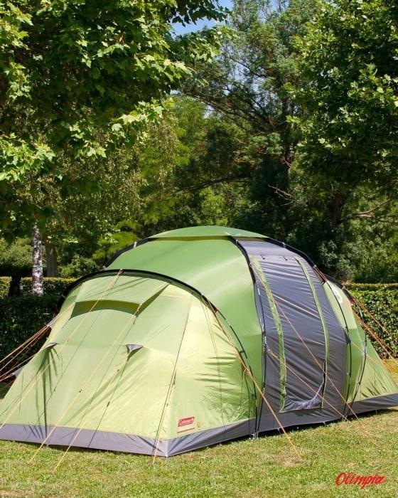 65b32b93354646 Coleman Bering 4 - Tents Coleman - Tourist Online Shop - OlimpiaSport.pl -  tents