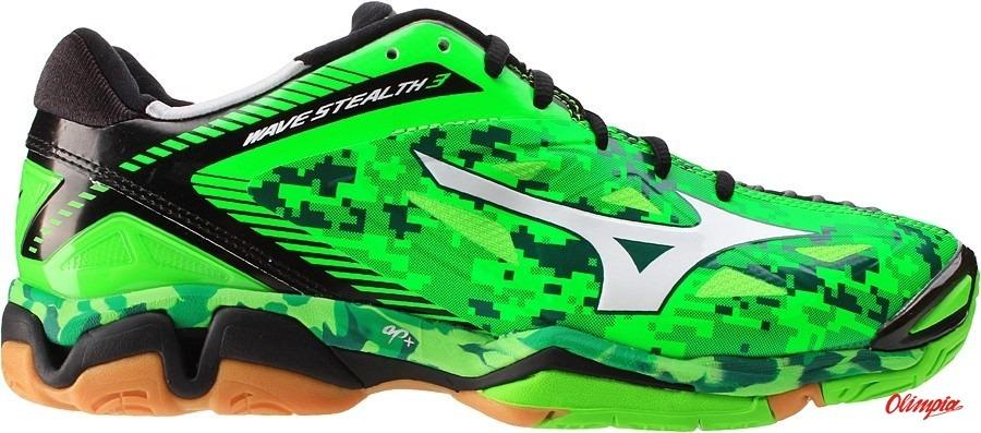952dbcc3 Buty halowe Mizuno Wave Stealth 3 X1GA140044 - Sports Shoes Mizuno ...