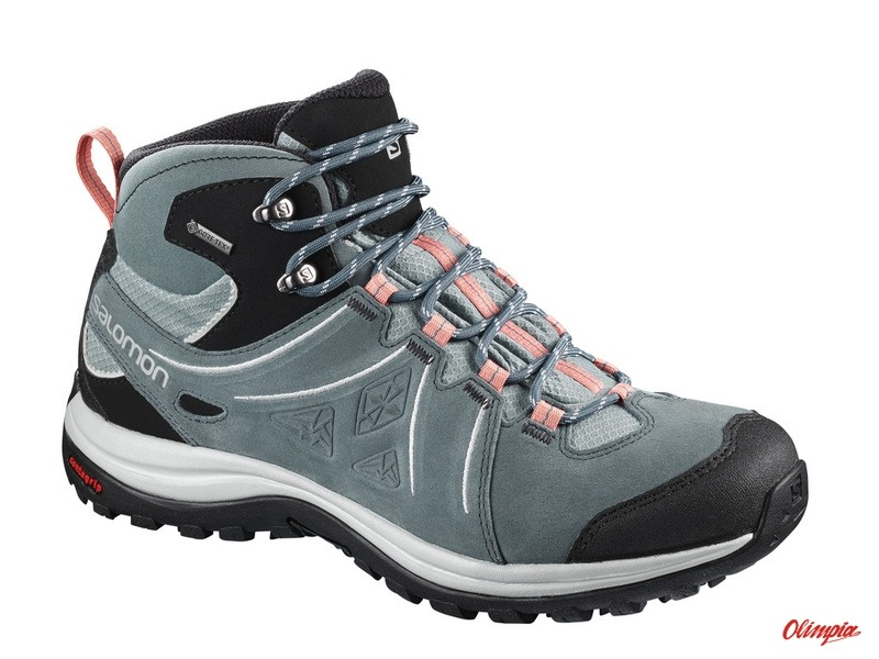 Buty trekkingowe Salomon Ellipse 2 MID LTR GTX W LeStormy W