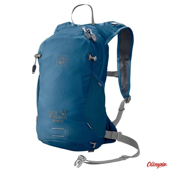 ffa9c6059d1ee Plecak Jack Wolfskin Ham Rock 12 glacier blue - Backpacks to 30 ...