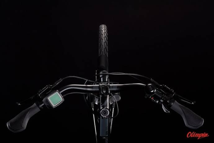 afce7d4960ef81 Cube Town Sport Hybrid One 500 black´n´grey 2019 e-bike - Urban Comfort  E-Bikes Cube - Bikes Online Shop - OlimpiaSport.pl - bikes