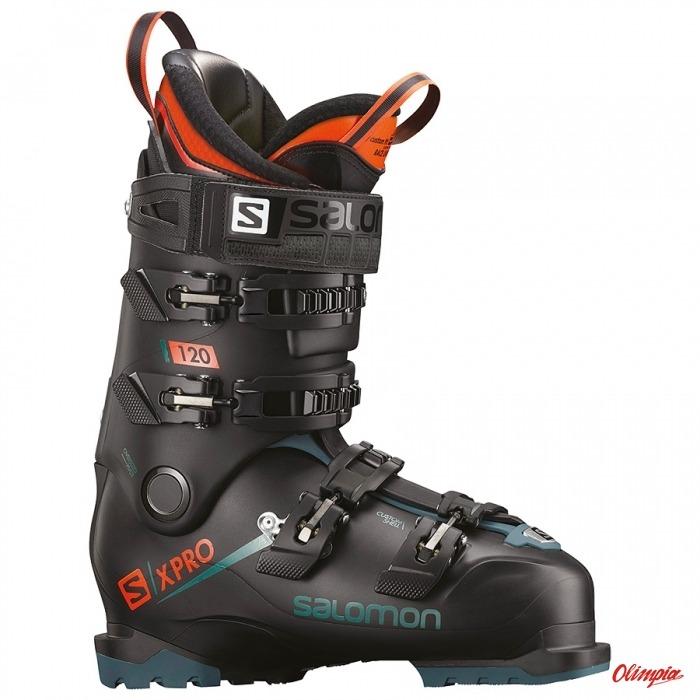 Buty narciarskie Salomon X PRO 120 czarne 20182019
