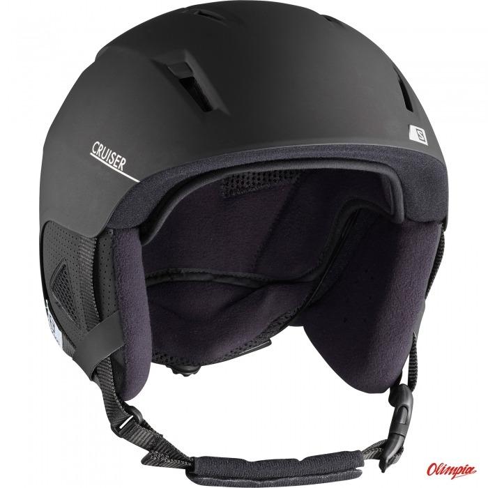 KASK SALOMON CRUISER²+ black | Sklep narciarski: narty, buty