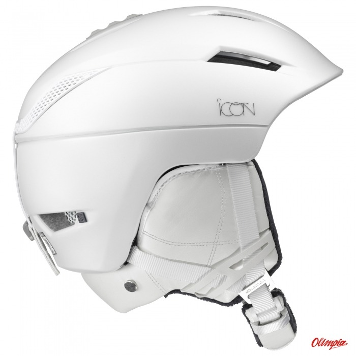 Kask narciarski Salomon ICON² M White sezon 20182019