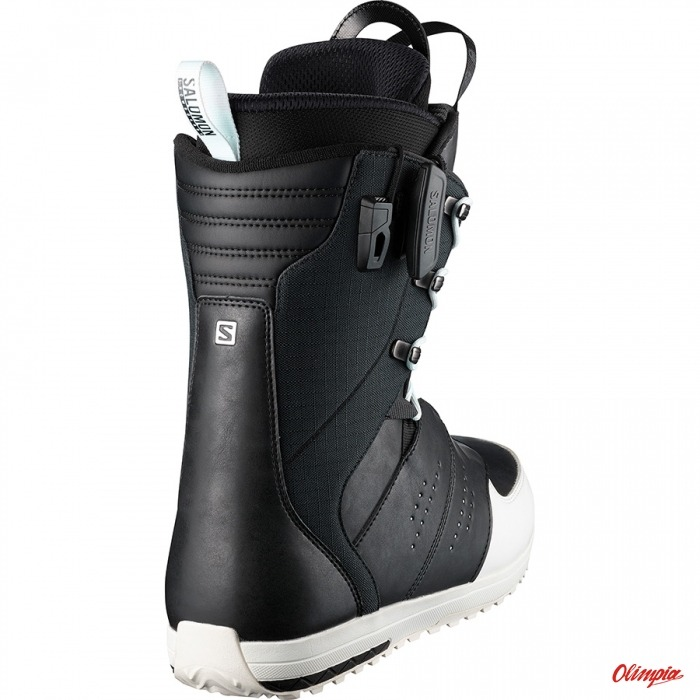 Snowboard Boots Salomon Launch Lace SJ Black 20182019 Products Archive