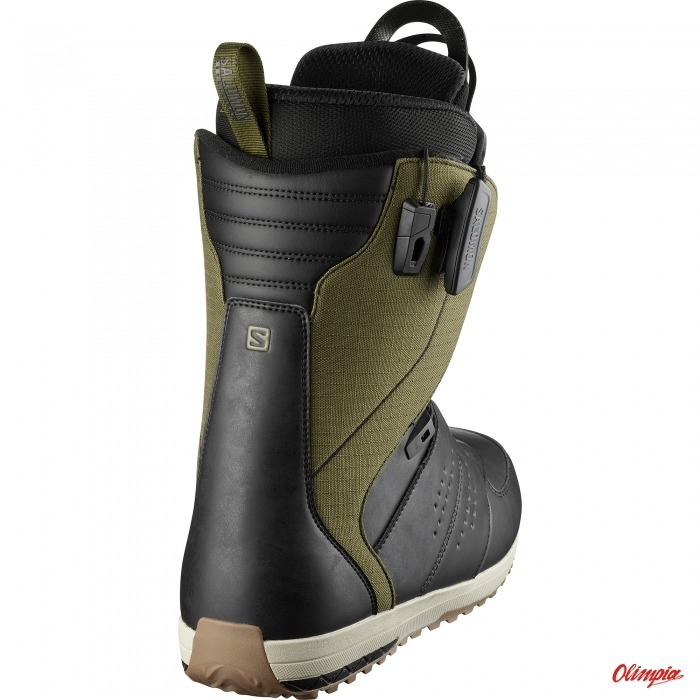Snowboard Boots Salomon Launch Olive 20182019 Products Archive