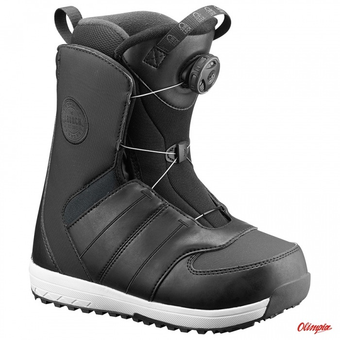 Snowboard Boots Salomon Launch Boa JR 20182019 Products Archive