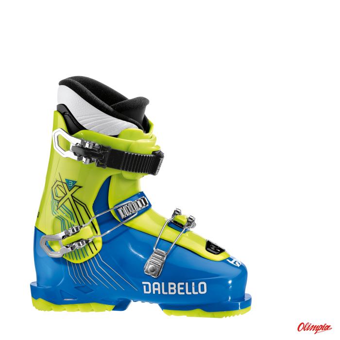 698ac522c Dalbello CX 3.0 Electric Blue Ski Boots 2018/2019