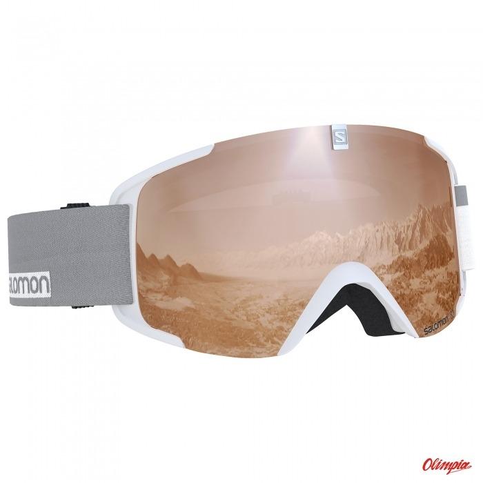 Gogle narciarskie Salomon Xview Black 20182019