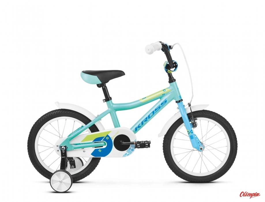 3dafc18111 Kross Mini 4.0 turquoise blue green glossy 2019 bike - Kids Bikes ...