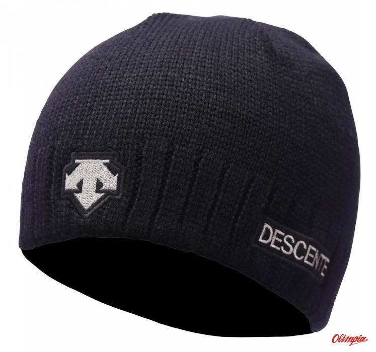 Knit cap Descente Resort DWBMGC02-93 2018 2019 - Winter Hats Descente - Ski  Online Shop - OlimpiaSport.pl - skis d0e418cae6e