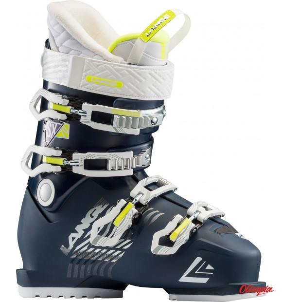 Buty narciarskie Lange oraz Salomon