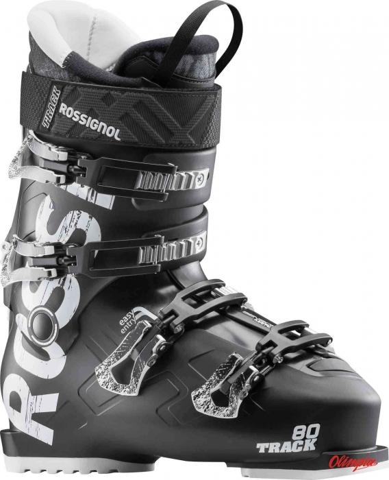 Buty narciarskie Rossignol Track 80 czarne 20182019 Archiwum Produktów