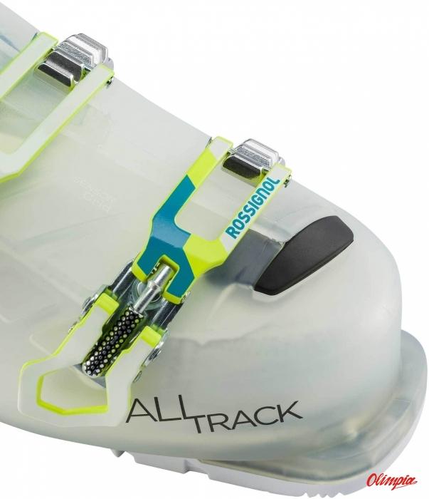 Buty narciarskie Rossignol Alltrack Pro 80 W przezroczyste miętowe 20182019 Archiwum Produktów