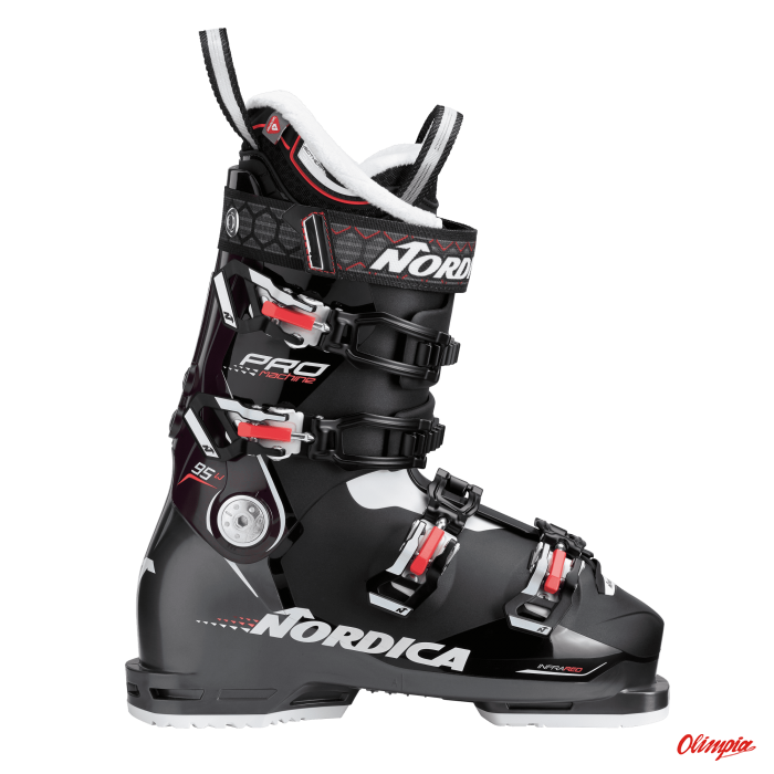 Buty narciarskie Nordica Pro Machine 95 W 20182019 Archiwum Produktów